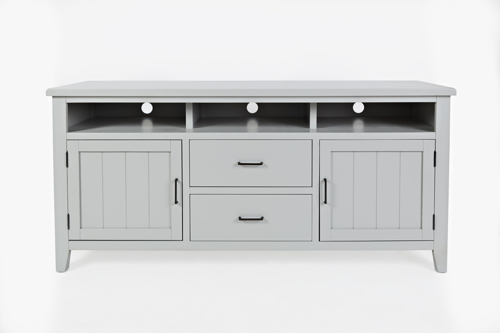 the latest aa31d 0f106 Dover Point Dove 70 Inch Media Console Table by Jofran Furniture