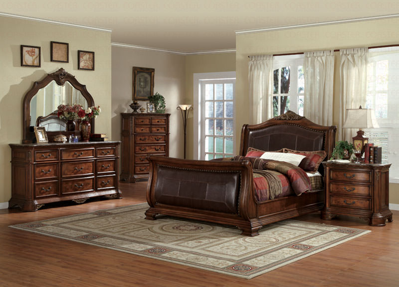 Newcastle Bedroom Set by Coaster  Fine Furniture
