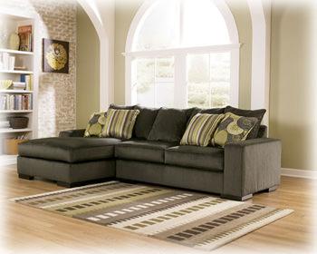 Freestyle Sectional Sofa Set Signature Design By Ashley