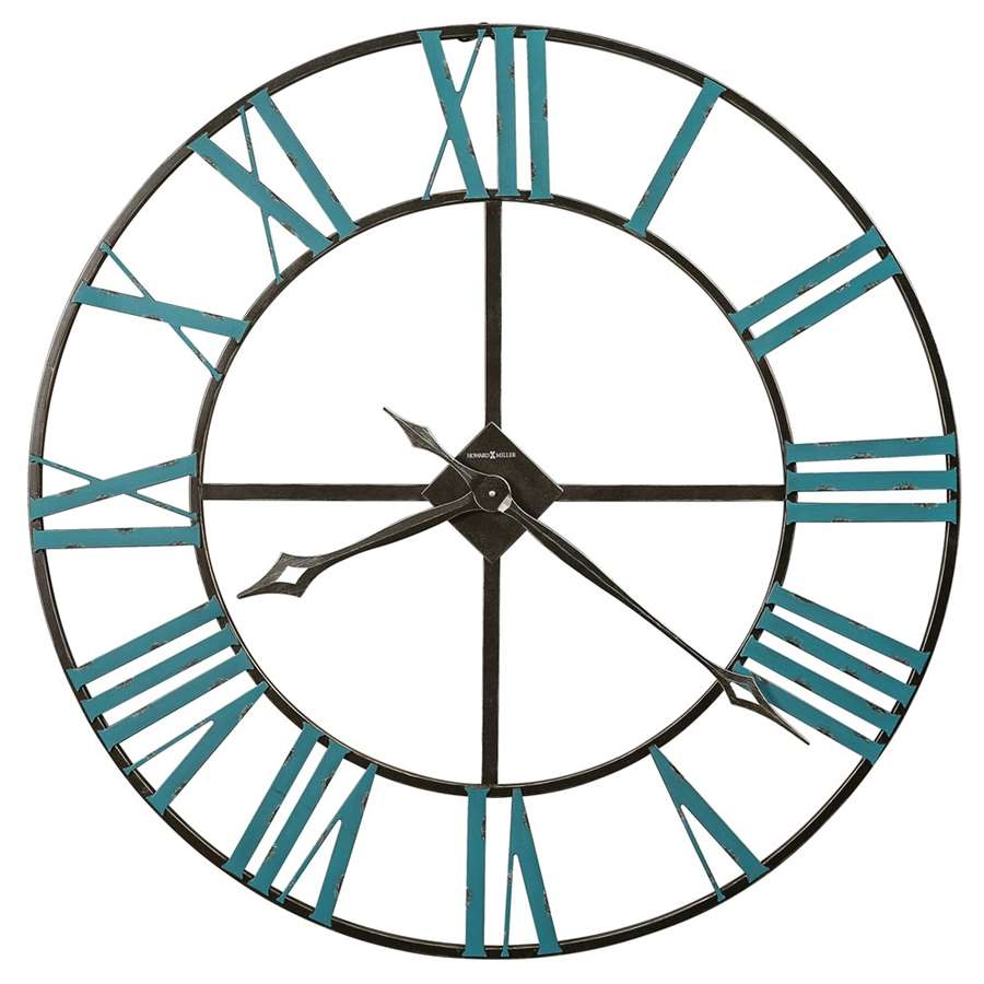 625 574 St Clair Wall Clock By Howard Miller