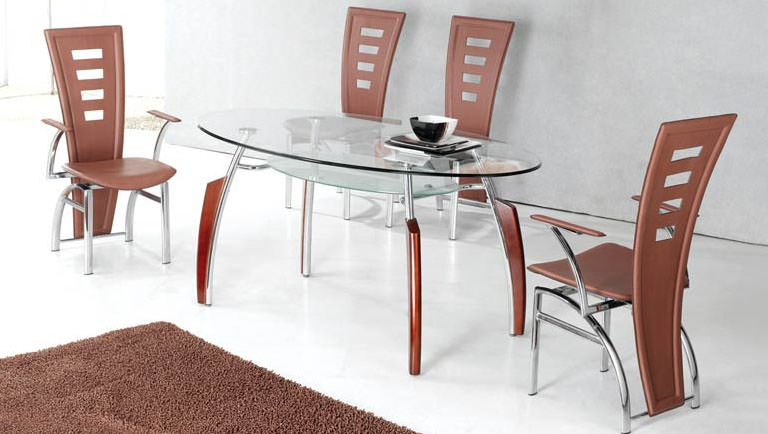Dining Set 210 Series By American Eagle Furniture