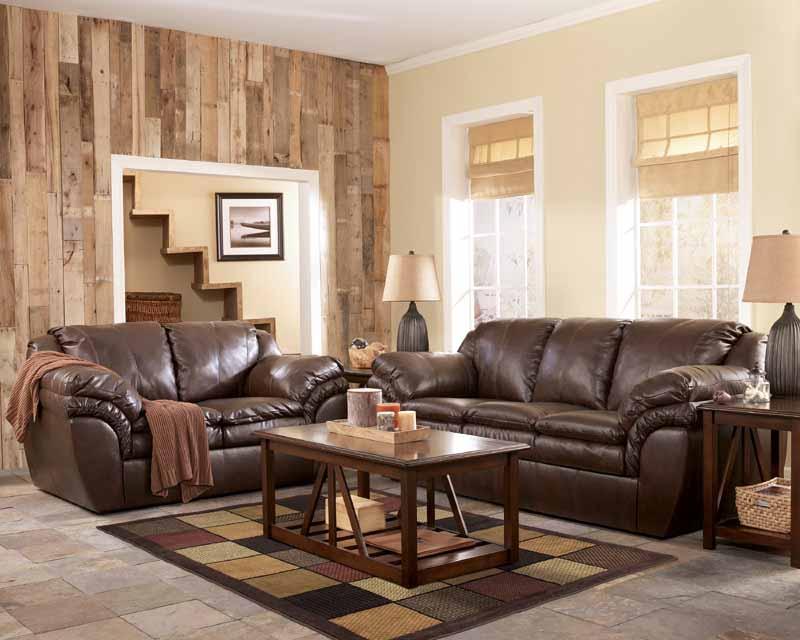 San Lucas Harness Sofa Set Signature Design By Ashley Furniture