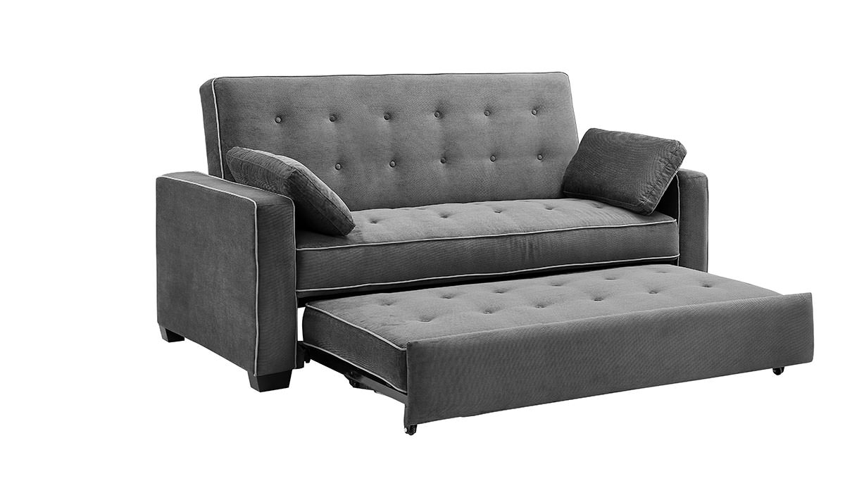 Serta Convertible Sofa Andrea Convertible Sofa Java By