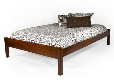 The Basic Platform Bed By Strata Furniture