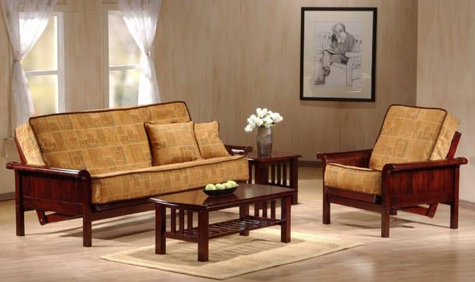Soho Full Lounger Size Chesapeake Futon Set By J Amp M Furniture