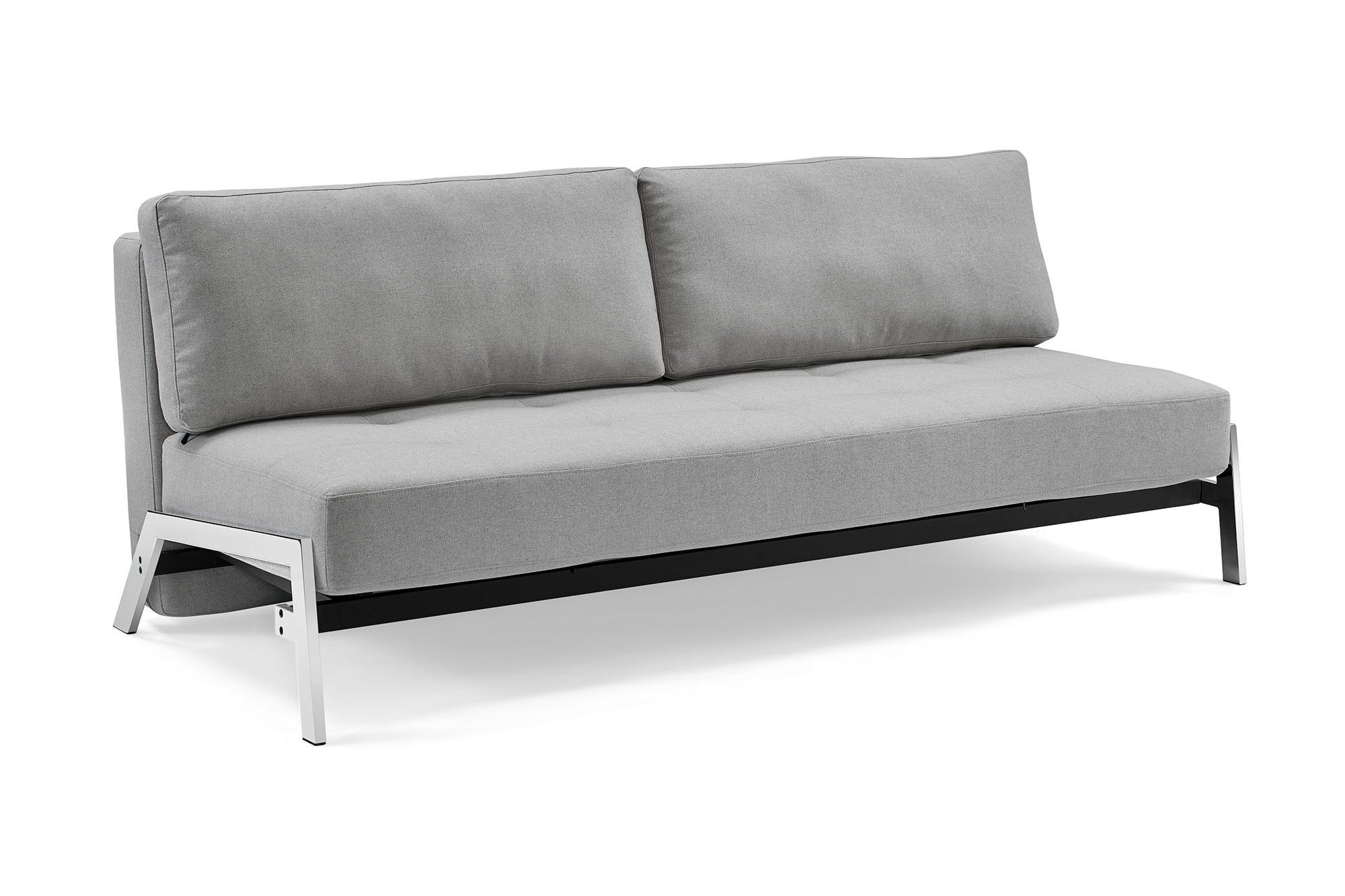 Borolo Madrid Gray Dropback Sofa Convertible By Sealy Convertibles