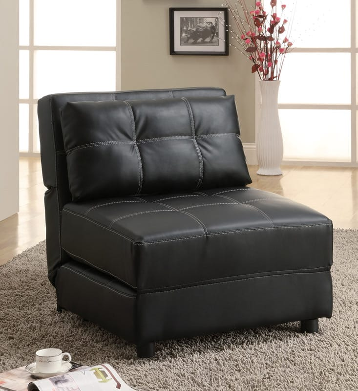300173 Lounge Chair Sofa Bed By Coaster
