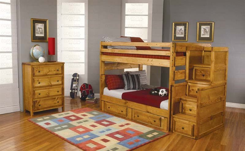 Bedroom Young Pioneer Bunk Bed Instructions