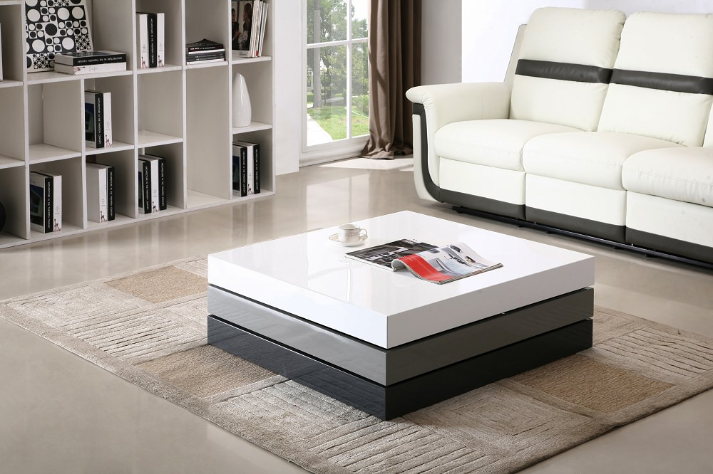 Modern Rotary Coffee Table Cw01 By J M Furniture