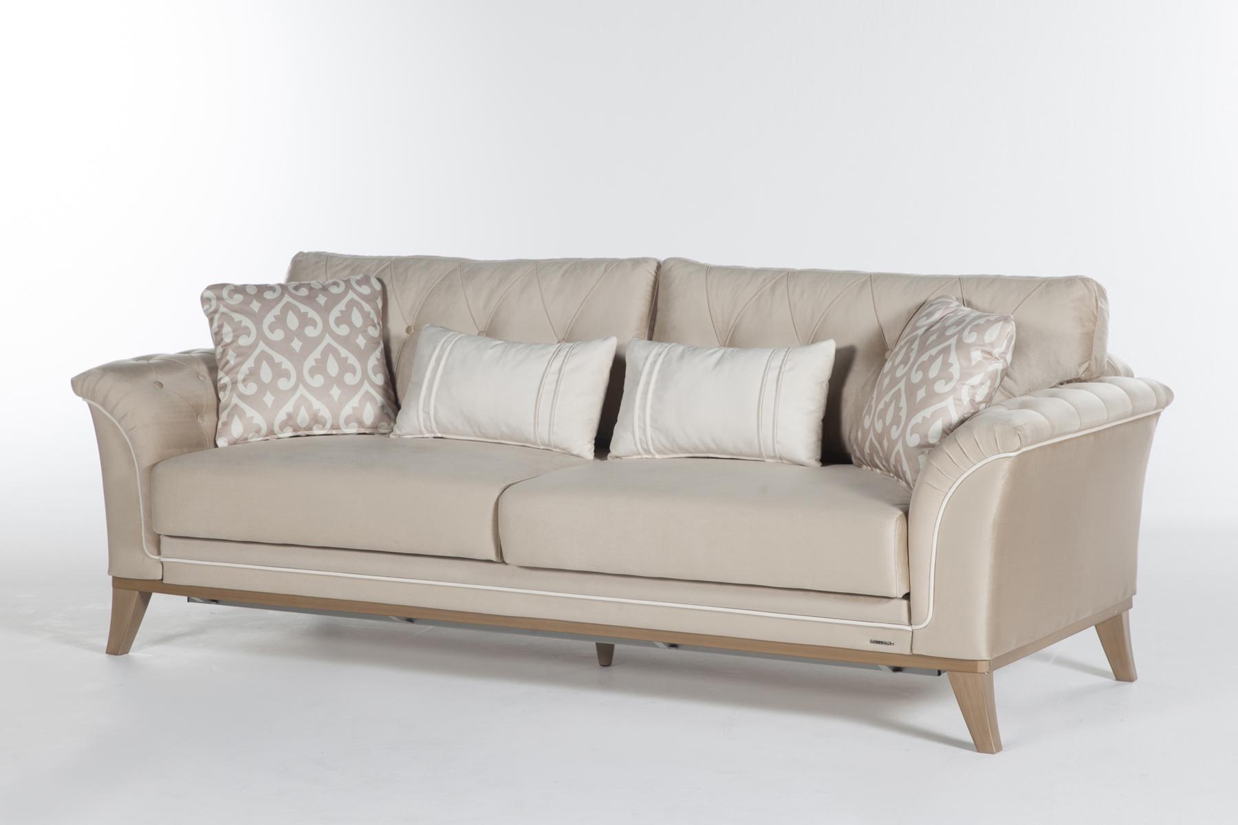 Tremendous Dekora Zero Vizon Convertible Sofa Bed By Istikbal Furniture Beatyapartments Chair Design Images Beatyapartmentscom