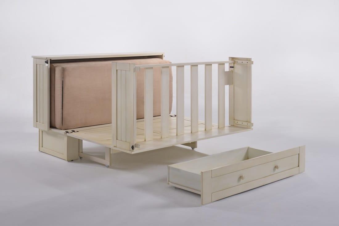 Daisy Queen Murphy Cabinet Bed Buttercream By Nightu0026Day Furniture (Night U0026 Day  Furniture)