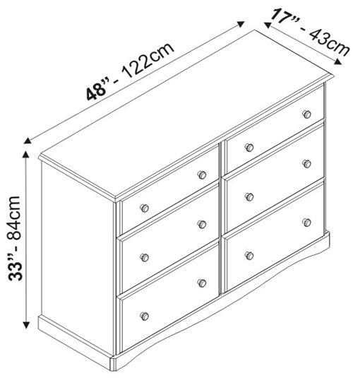Dresser Dimensions plain dresser dimensions o and design decorating