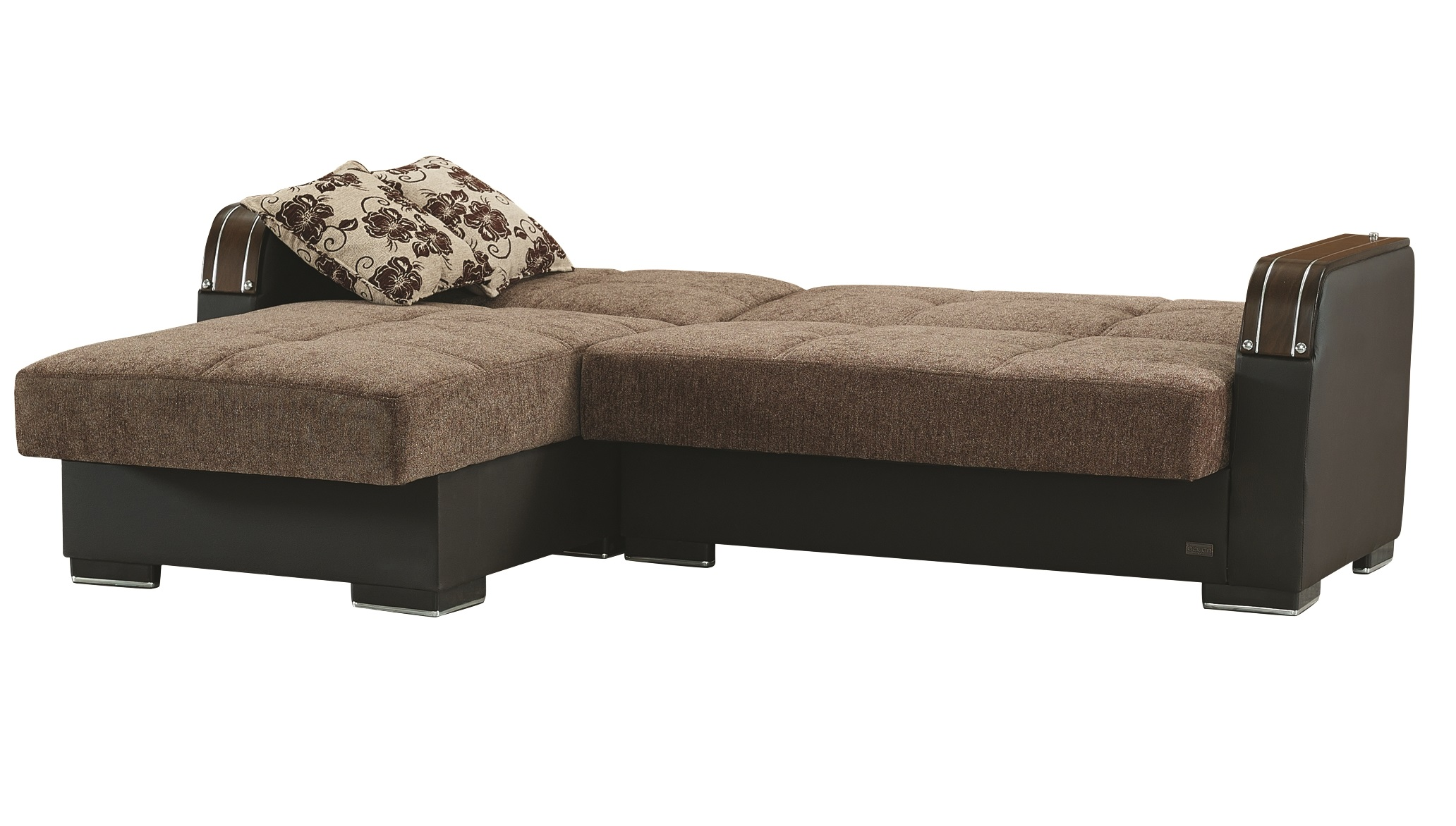 Dumont Sectional Sofa By Empire Furniture Usa