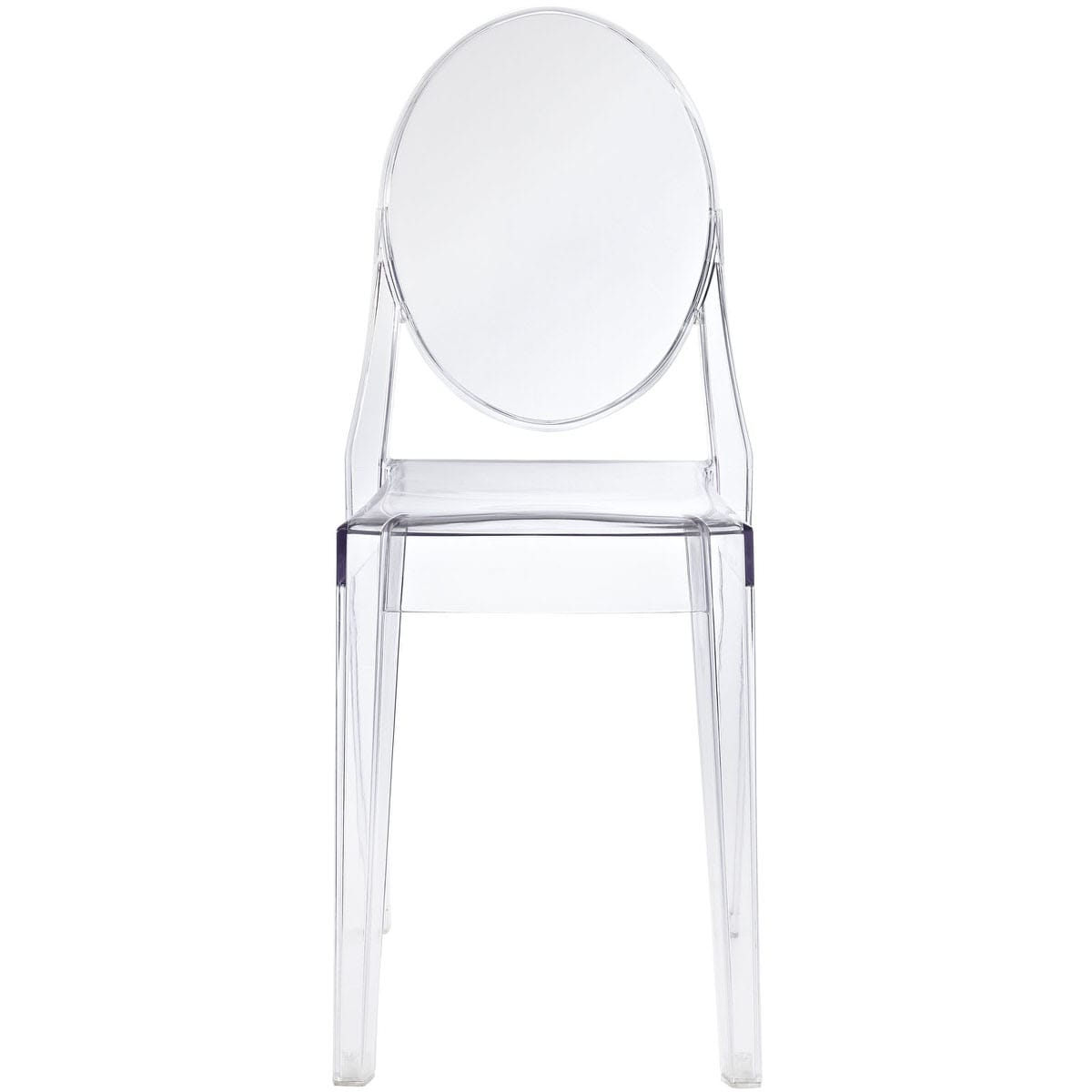 Swell Casper Dining Side Chair Clear By Modern Living Ocoug Best Dining Table And Chair Ideas Images Ocougorg