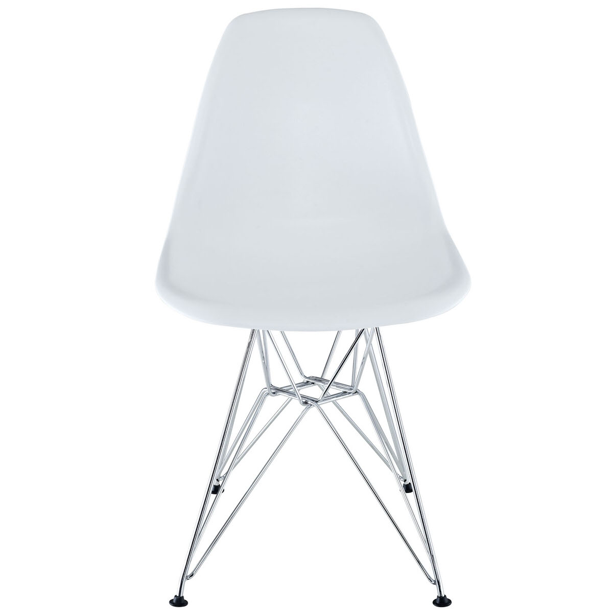 Peachy Paris Dining Side Chair White By Modern Living Beatyapartments Chair Design Images Beatyapartmentscom