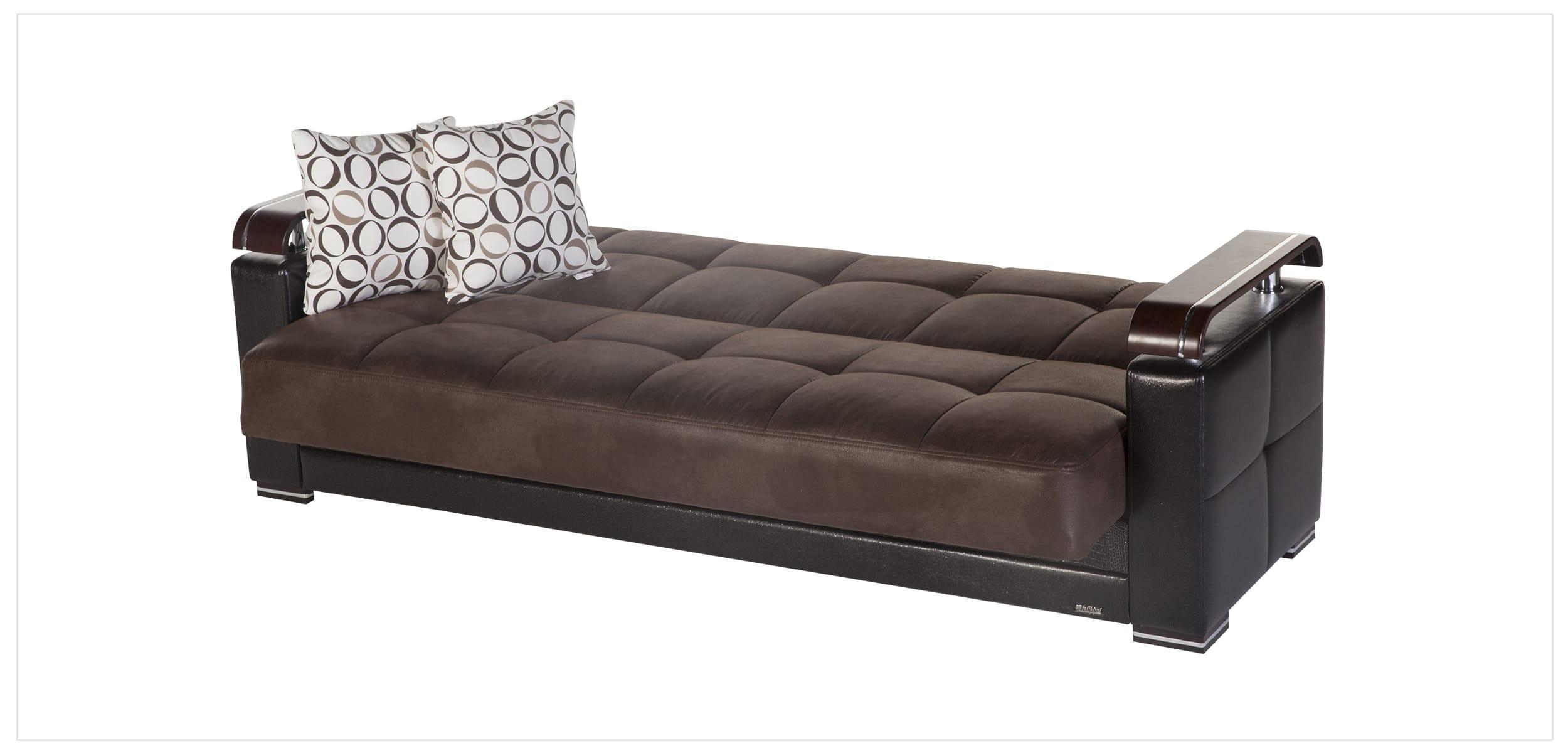 Ekol Chocolate Sofa Love Amp Chair Set By Istikbal Furniture