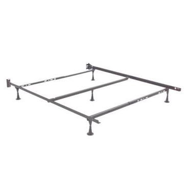 Adjustable Metal Bed Frame Stb11 Twin Full Queen By Enso