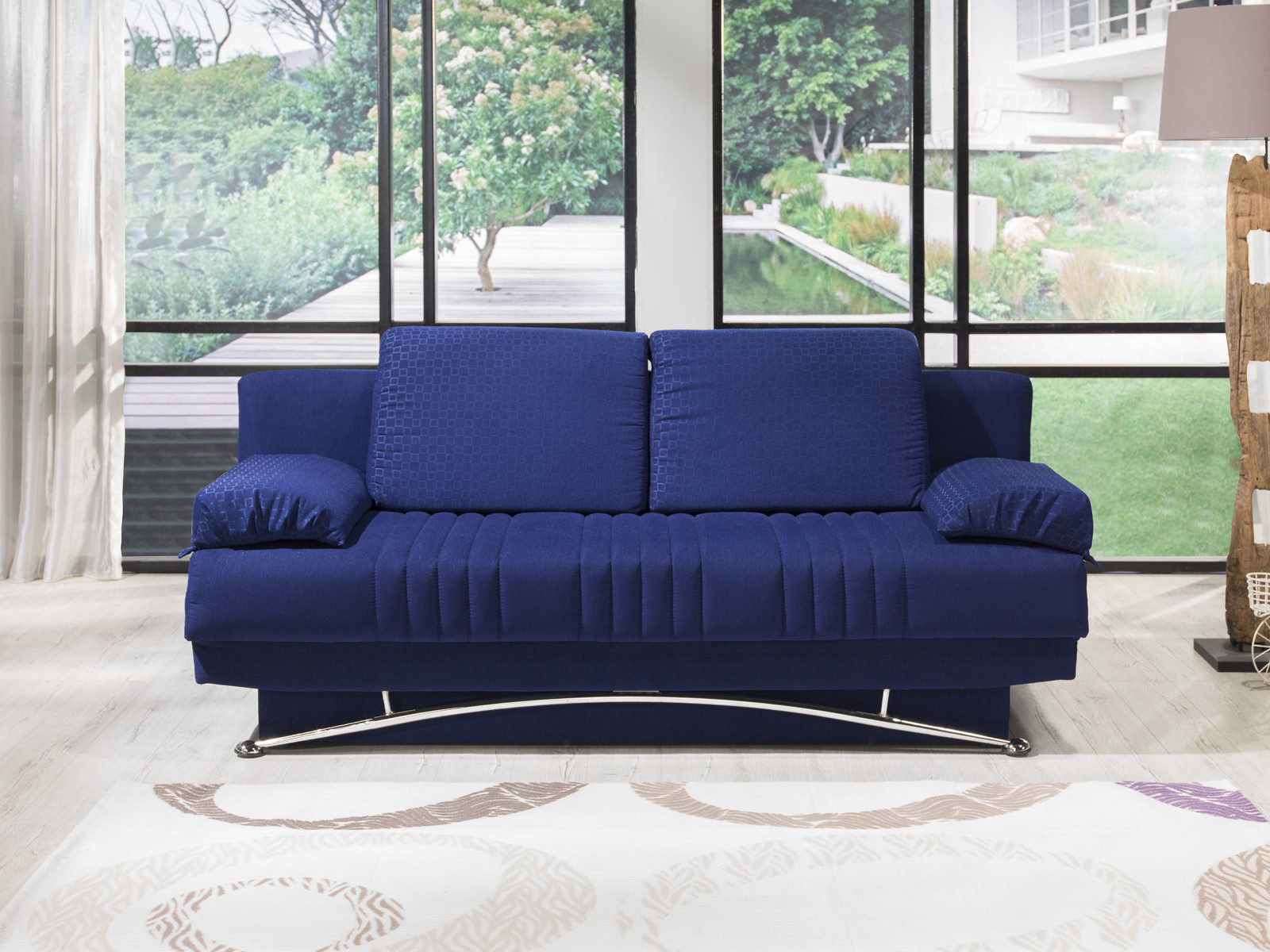 Fine Fantasy Tetris Blue Sofa 2 Chairs Set By Istikbal Furniture Evergreenethics Interior Chair Design Evergreenethicsorg