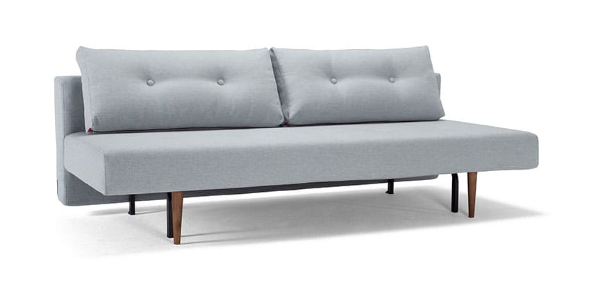 Recast Plus Sofa Bed Full Size Soft Pacific Pearl By Innovation Usa