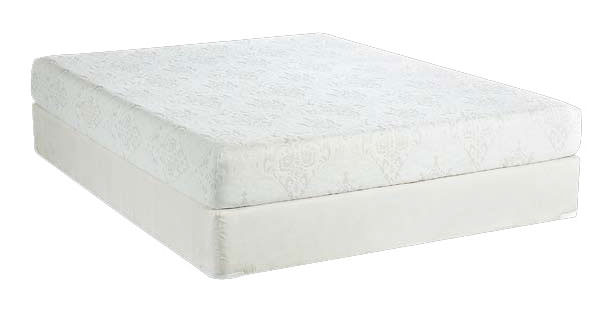 Hampton 8 Inch Memory Foam Mattress by Enso