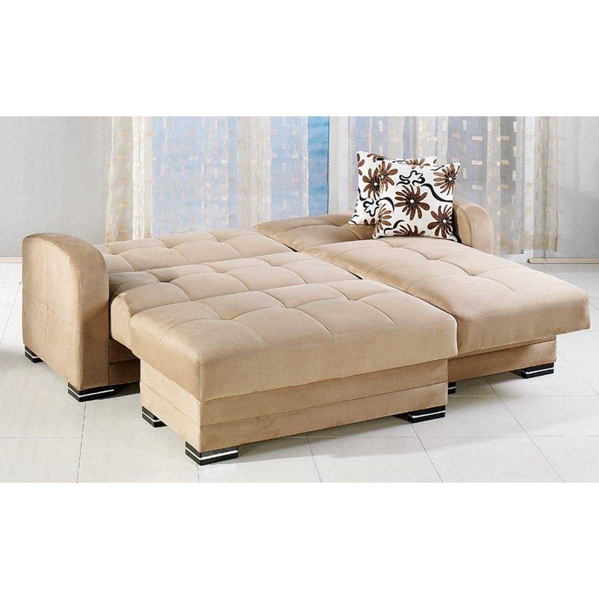 Kubo rainbow dark beige sectional sofa by istikbal sunset for Dark beige sectional sofa