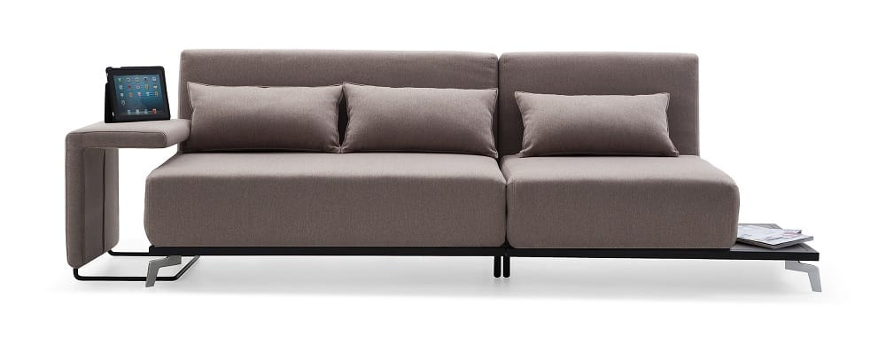 NYC Sofa Bed Brown JH033 by IDO