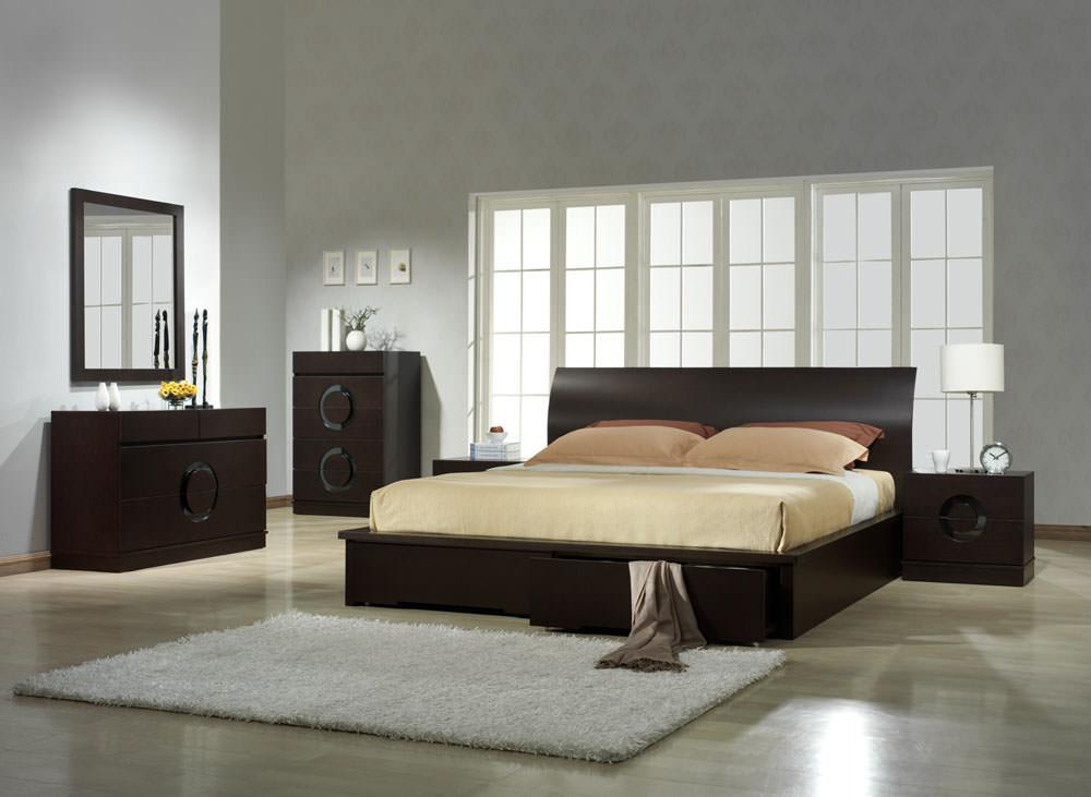 Zen Java Bedroom Set By Ju0026M Furniture (Ju0026M Furniture)