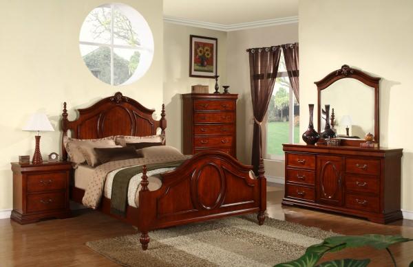 Legacy Bedroom Set By Meridian Furniture