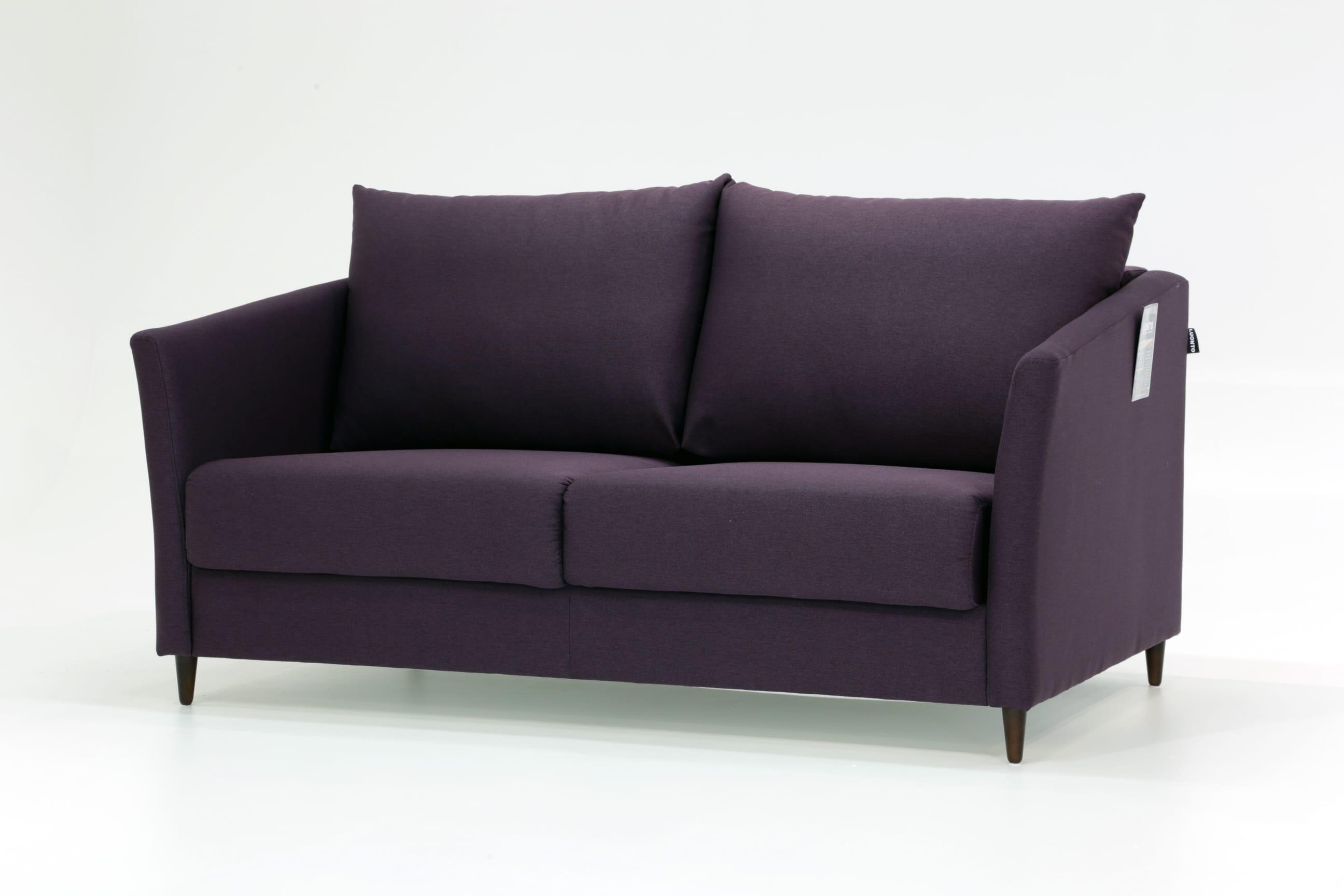 Terrific Floor Sample Erika Loveseat Full Sleeper Purple By Luonto Lamtechconsult Wood Chair Design Ideas Lamtechconsultcom