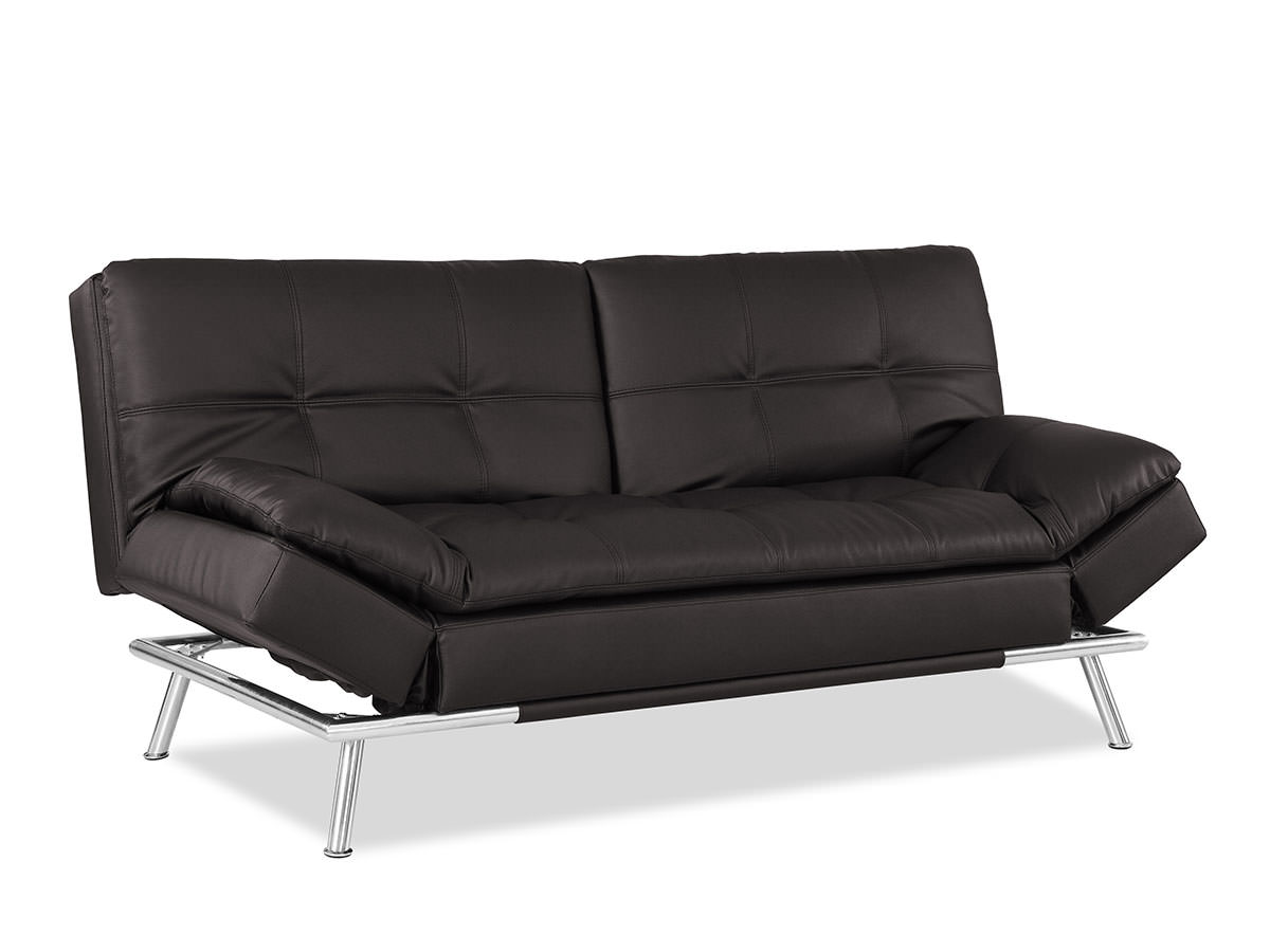 Pleasing Matrix Convertible Sofa Bed Java By Lifestyle Solutions Alphanode Cool Chair Designs And Ideas Alphanodeonline