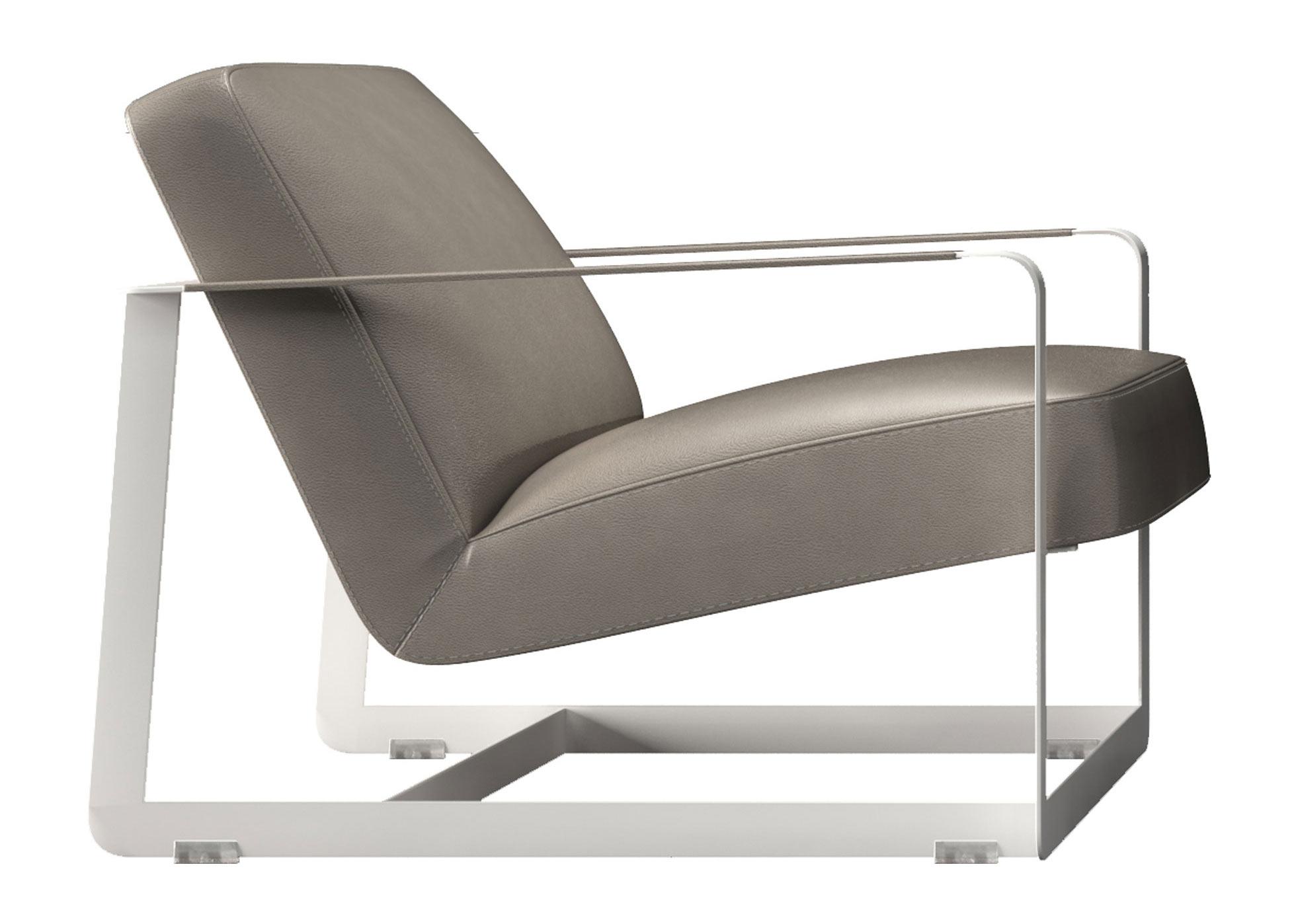 Groovy Crosby Lounge Chair Castle Gray By Modloft Machost Co Dining Chair Design Ideas Machostcouk