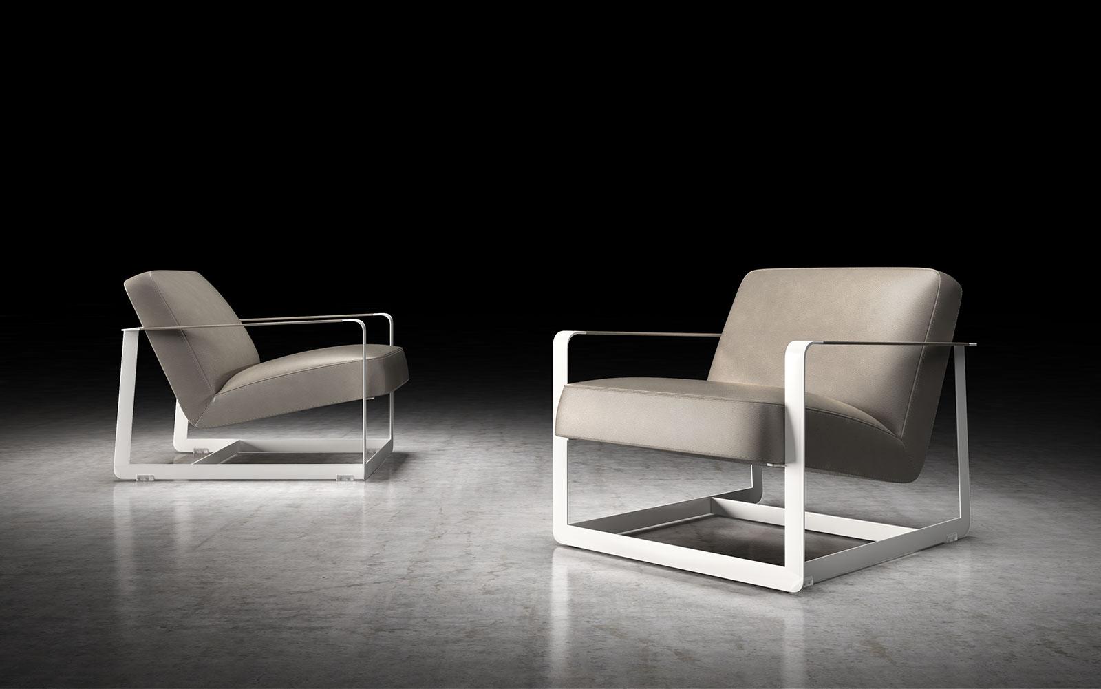 Prime Crosby Lounge Chair Castle Gray By Modloft Machost Co Dining Chair Design Ideas Machostcouk