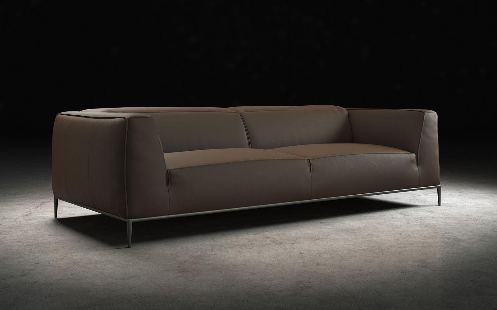 Bon Fletcher Sofa Fendi By Modloft (Modloft)