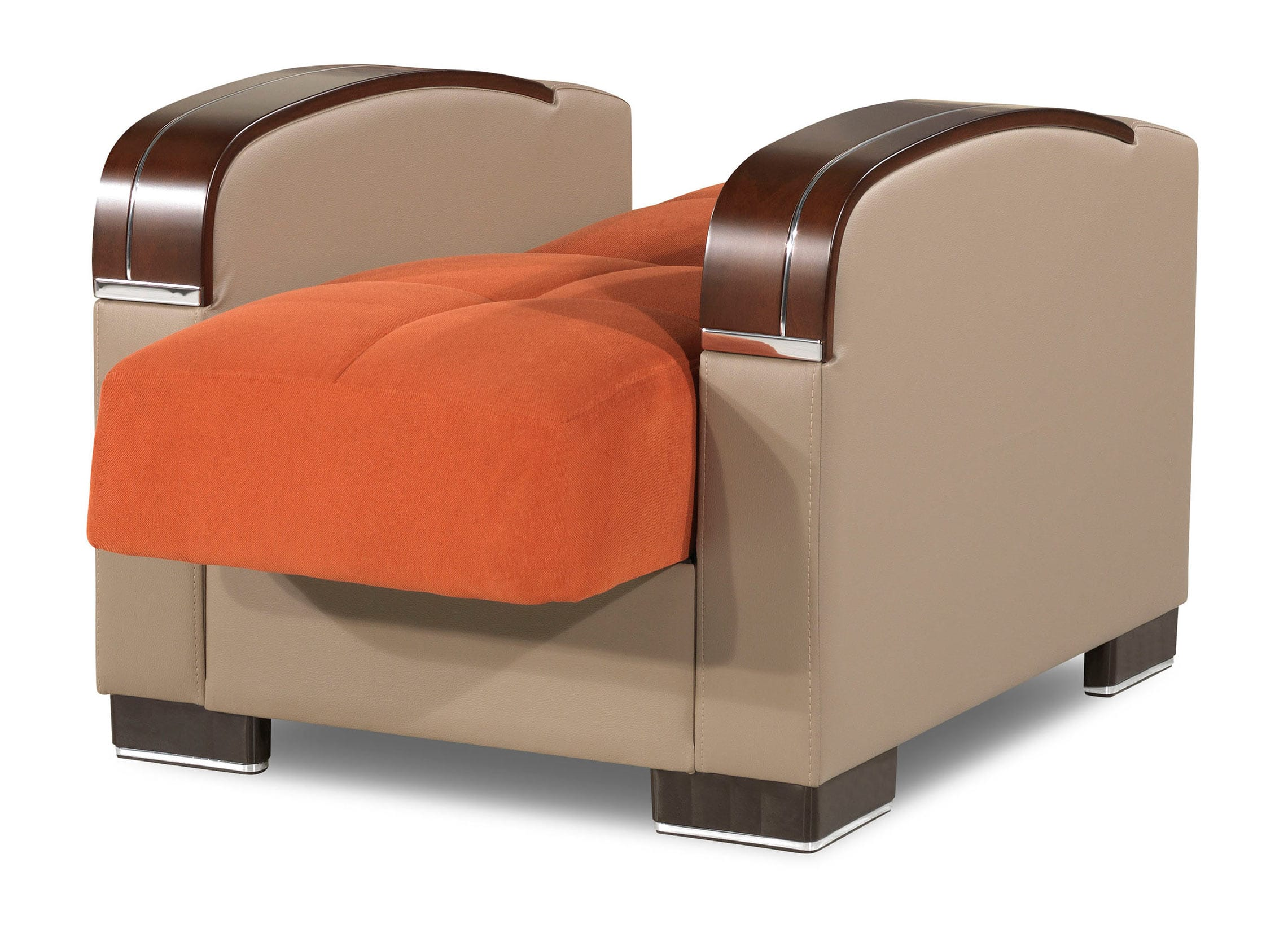 Tremendous Mobimax Orange Chair By Casamode Inzonedesignstudio Interior Chair Design Inzonedesignstudiocom