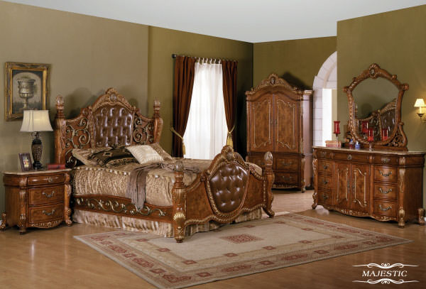 Majestic Bedroom Set By Empire Furniture Empire Furniture USA