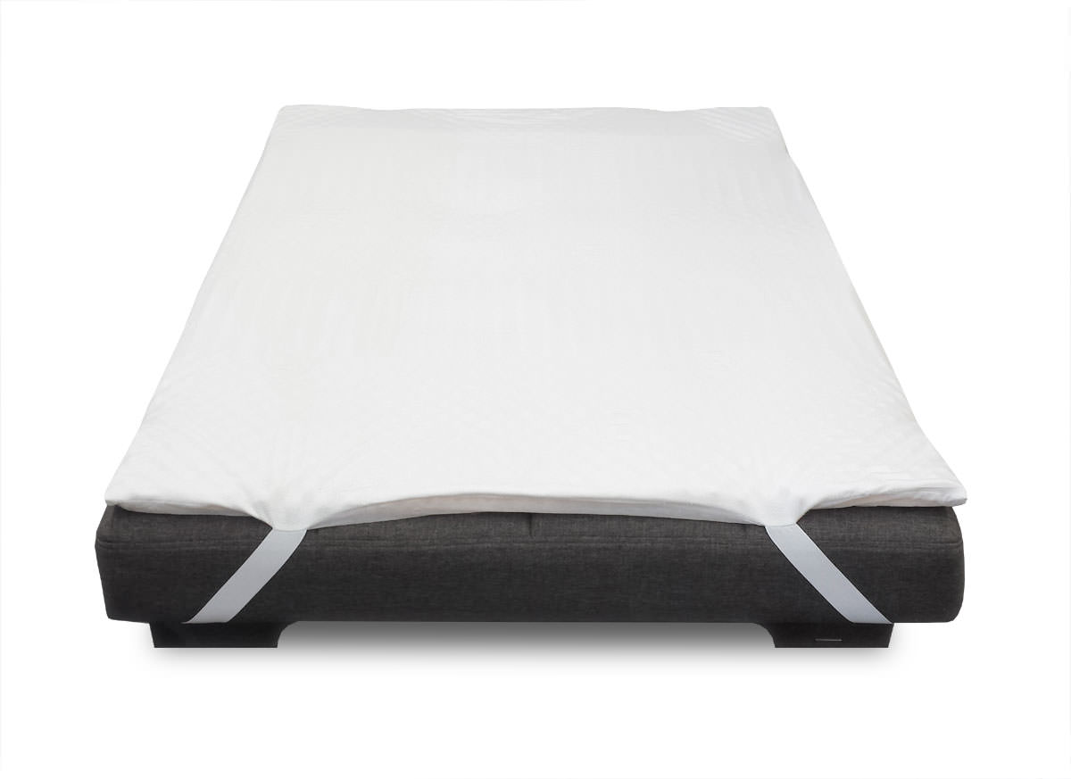 sofa bed pillow-top mattress padcomfort pure