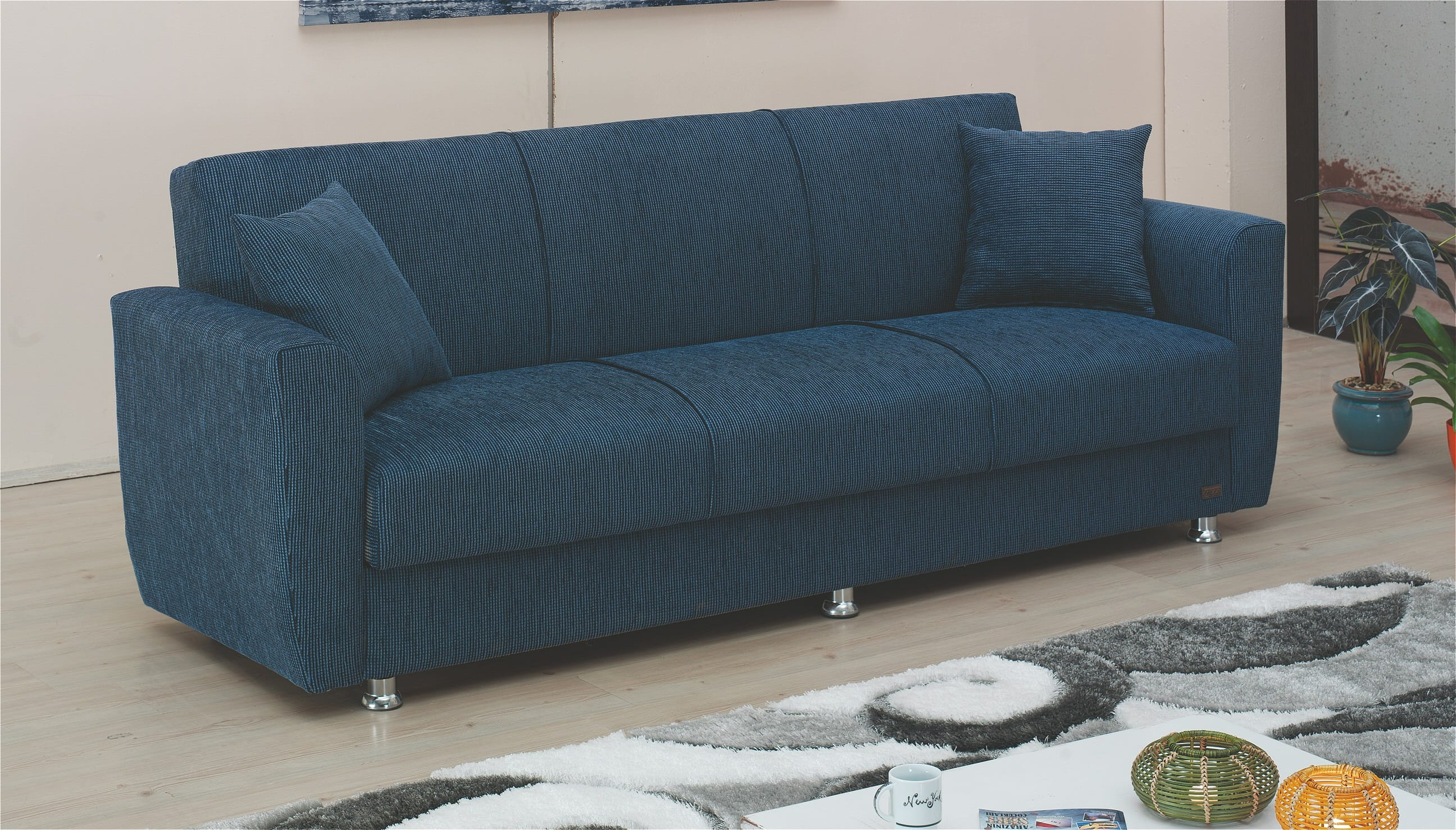 Miami sofa bed by empire furniture usa for Sofa bed usa