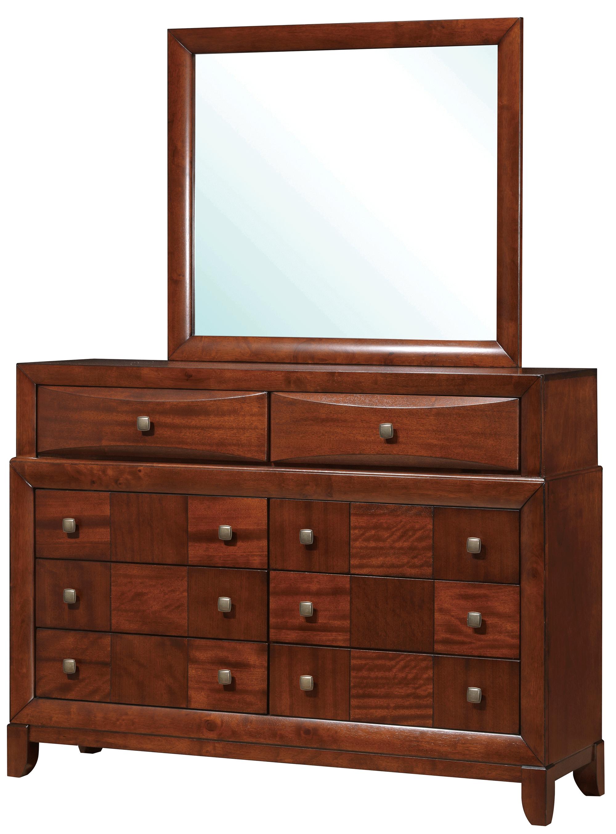 Oasis Oak Bedroom Set By Global Furniture