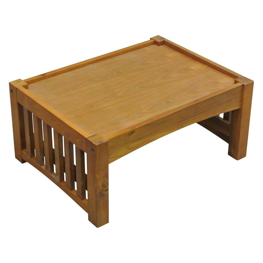 Chair Mission Ottoman Cherry Oak By Gold Bond (Night U0026 Day Furniture)