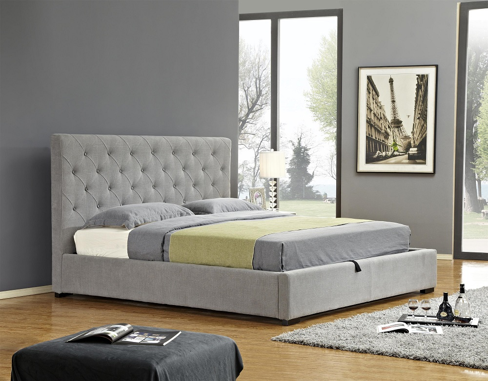 Prague Storage Bed By J M Furniture