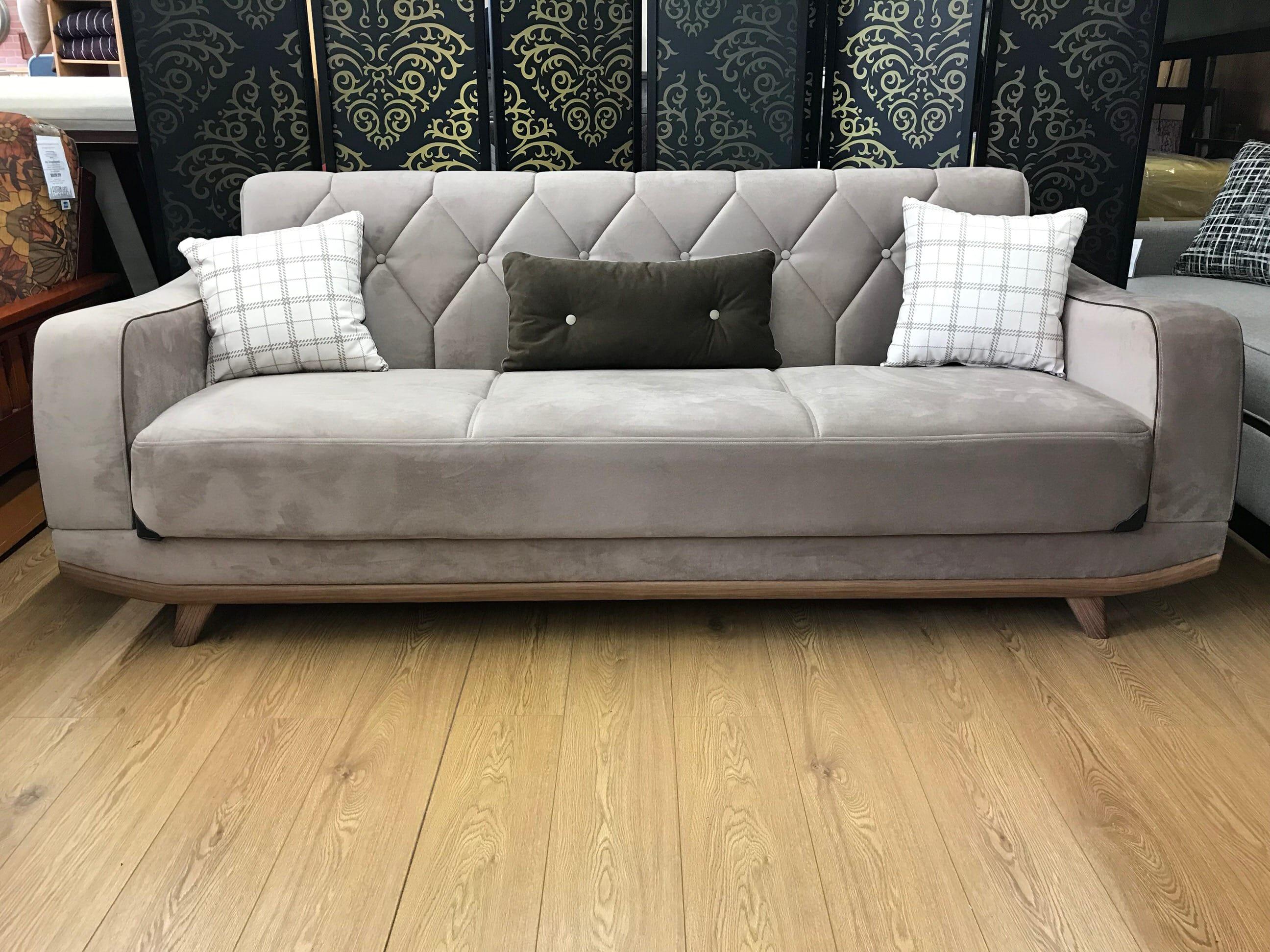 Paris Polo Vizon Convertible Sofa Bed by Istikbal Furniture