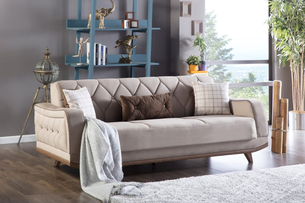 Paris Polo Vizon Convertible Sofa Bed By Istikbal Furniture (Istikbal  Furniture)