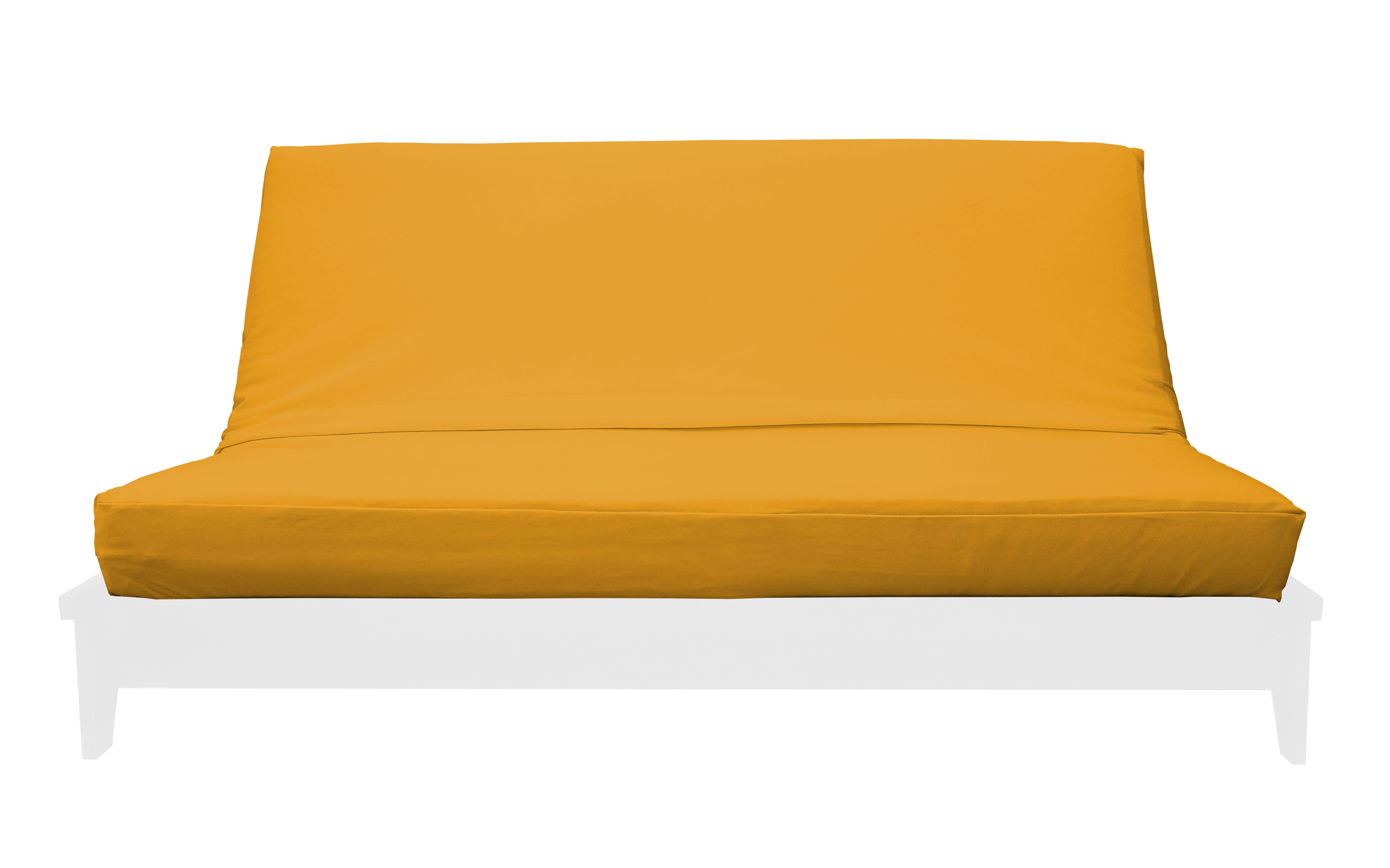 Prime Premium Solid Gold Futon Cover By Prestige Alphanode Cool Chair Designs And Ideas Alphanodeonline