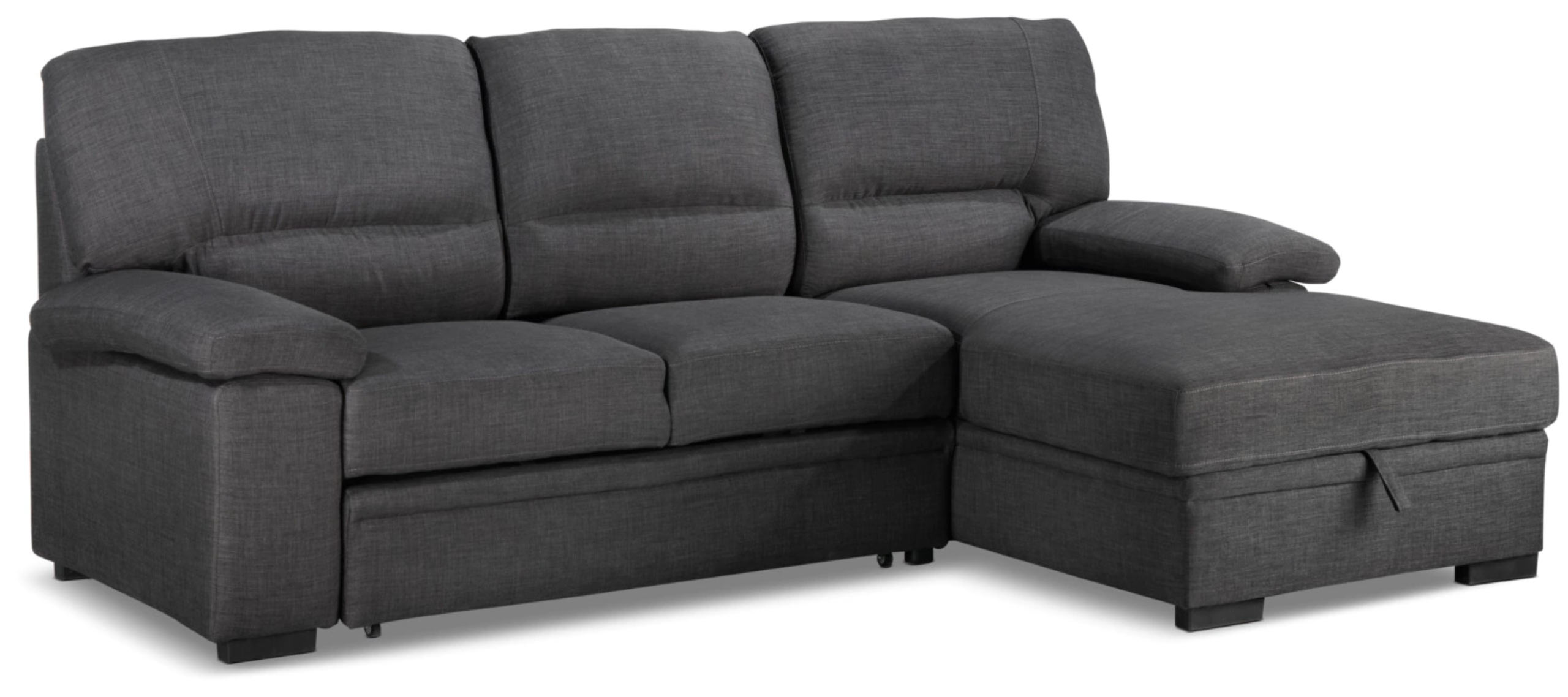 memory seating room piece sectional product foam american living item sectionals sleeper smoke brando