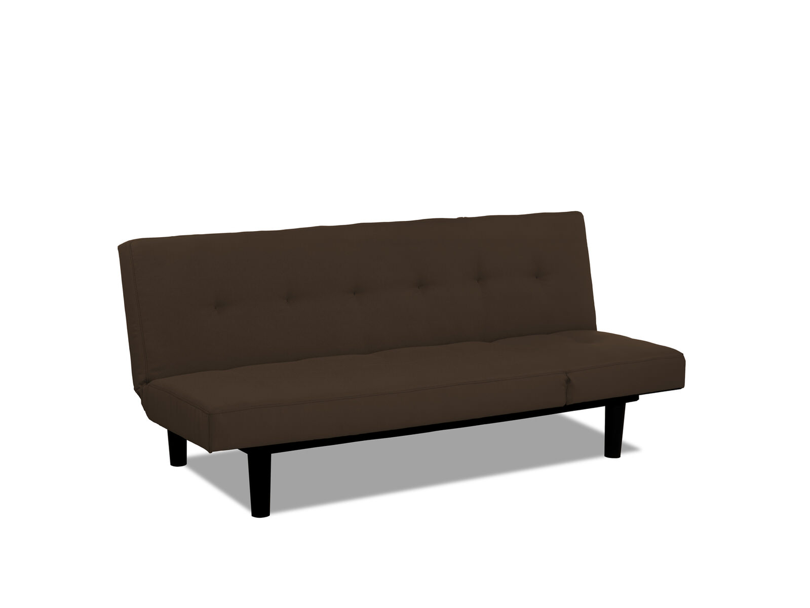 Mini Lounger Convertible Sofa Bed Brown By Serta Lifestyle