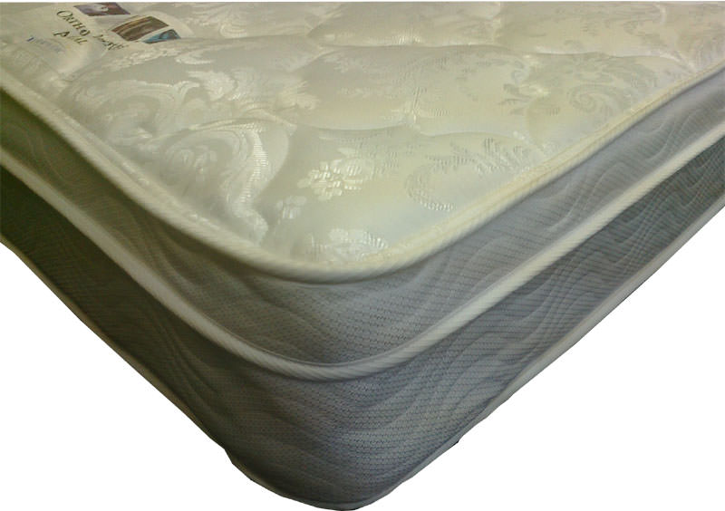 Ortho Posture Appeal Eurotop Mattress By Therapedic