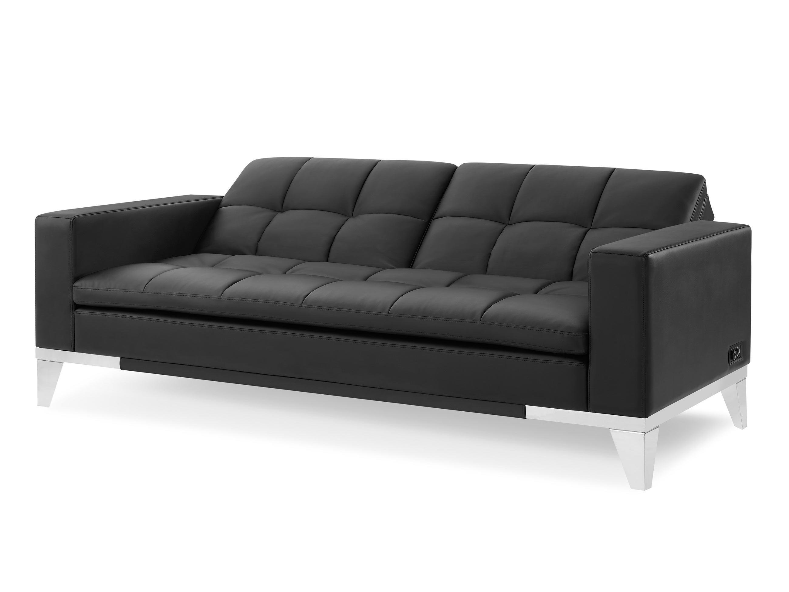 Wondrous Westridge Convertible Sofa Black By Serta Lifestyle Cjindustries Chair Design For Home Cjindustriesco