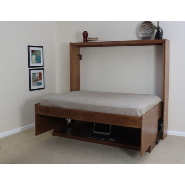 Avalon Birch Hidden Bed By Wallbeds