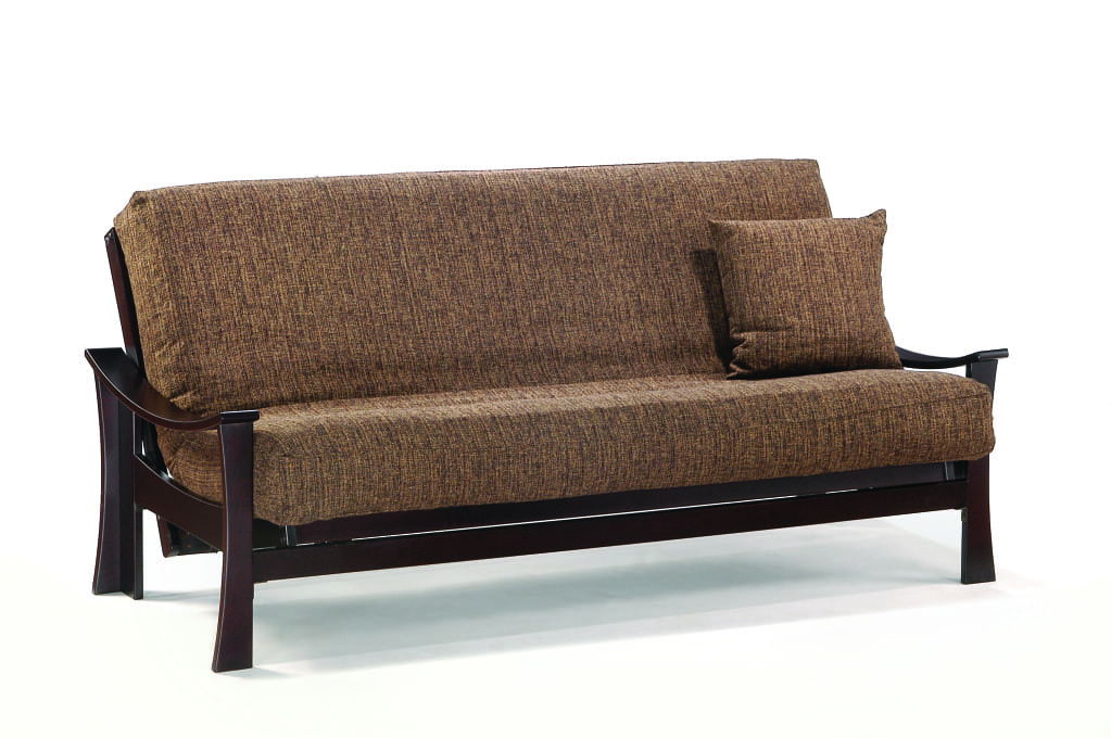 Deco Queen Size Java Futon Frame by J&M Furniture