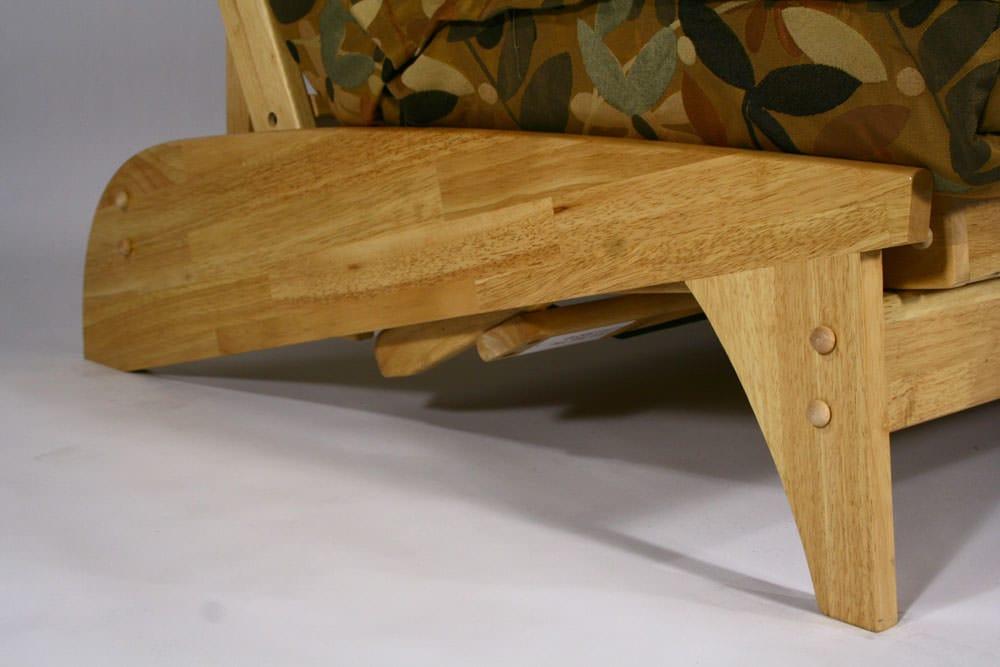 Sensational Dillon Natural Full Wall Hugger Futon Set By Strata Furniture Alphanode Cool Chair Designs And Ideas Alphanodeonline